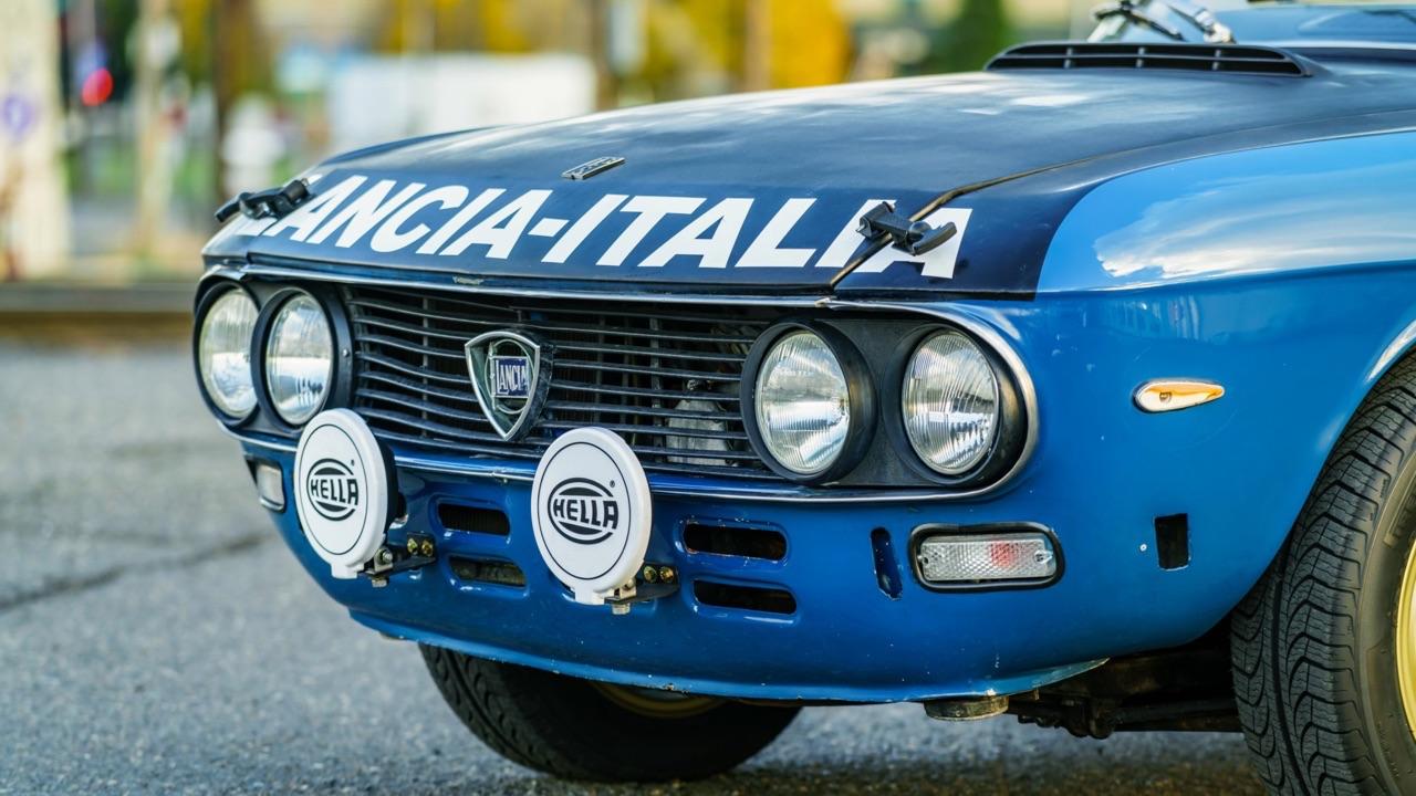 Lancia Fulvia 1.3S... Sportive ?! 1