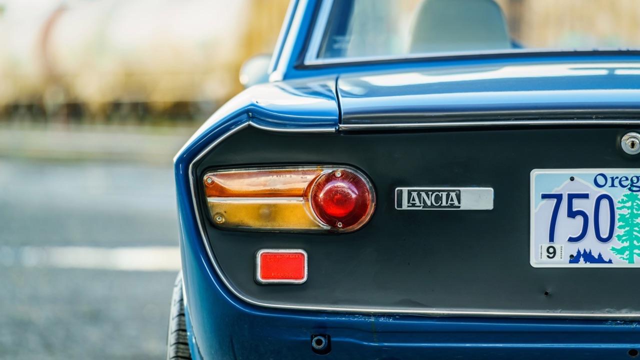 Lancia Fulvia 1.3S... Sportive ?! 8