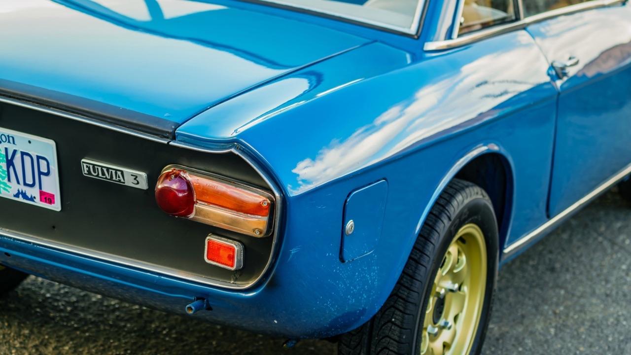Lancia Fulvia 1.3S... Sportive ?! 15