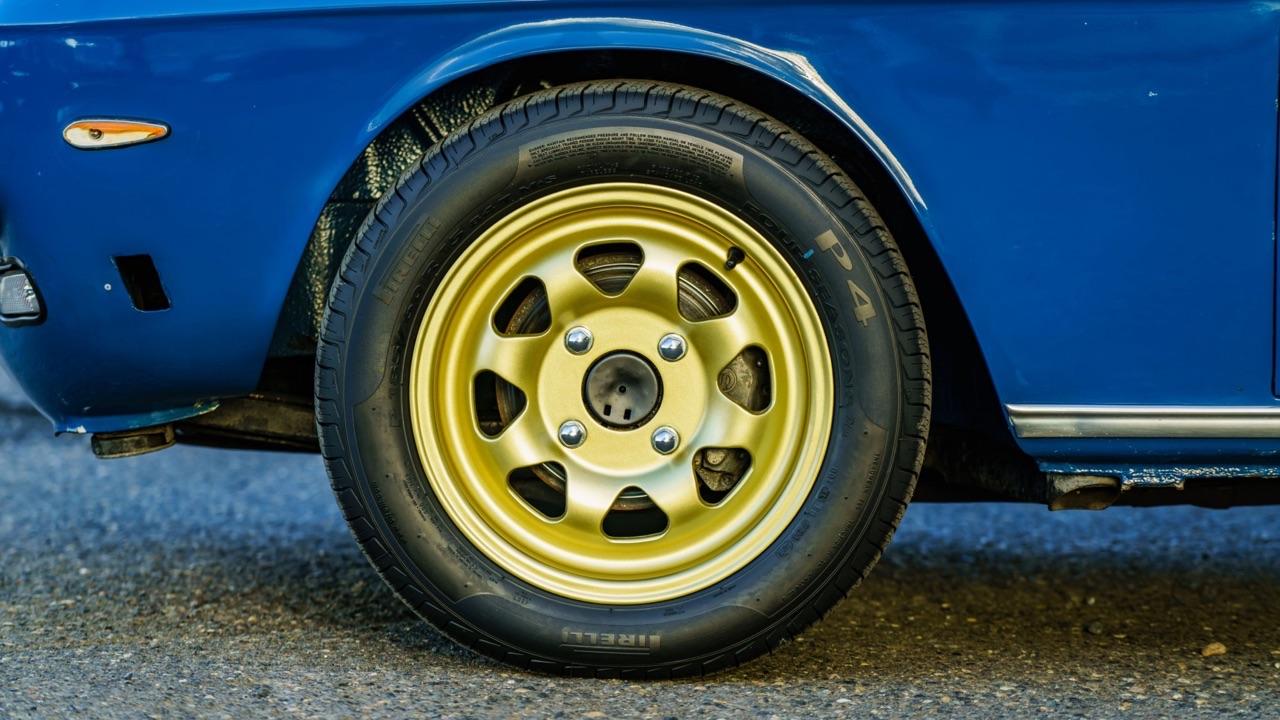 Lancia Fulvia 1.3S... Sportive ?! 11