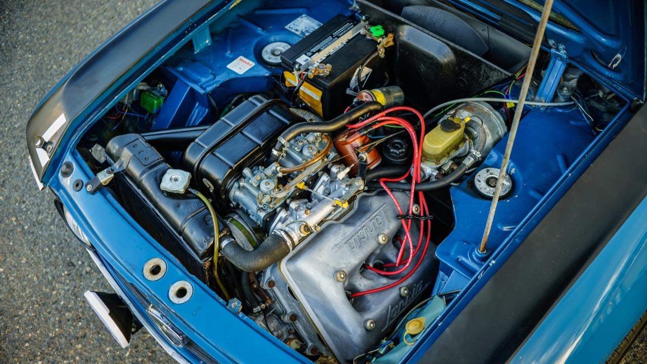 Lancia Fulvia 1.3S... Sportive ?! 12