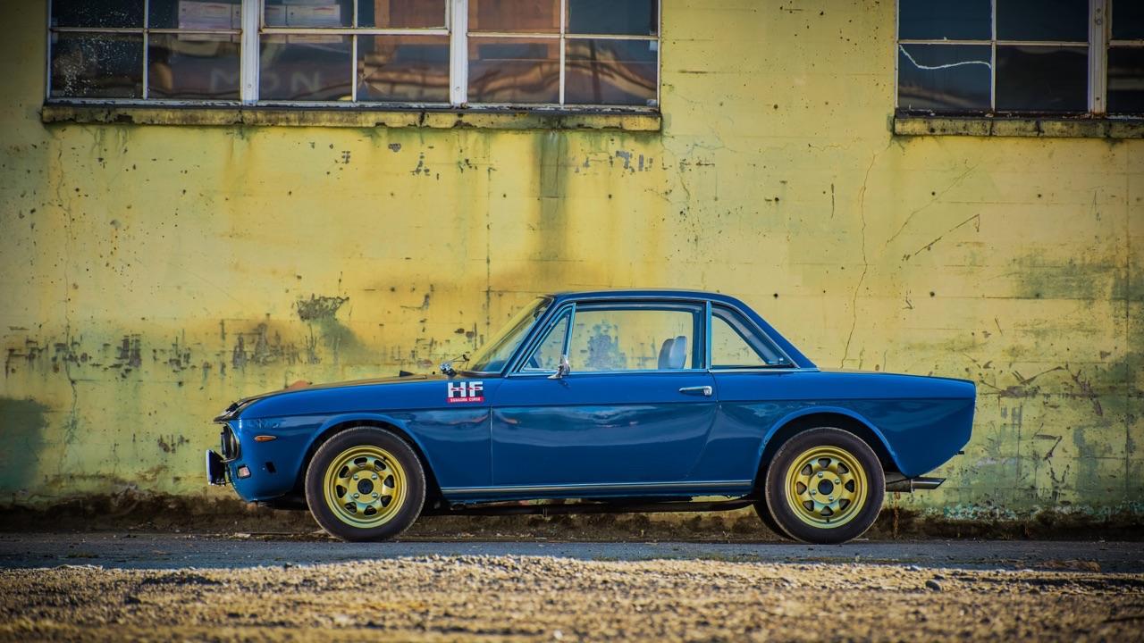 Lancia Fulvia 1.3S... Sportive ?! 2