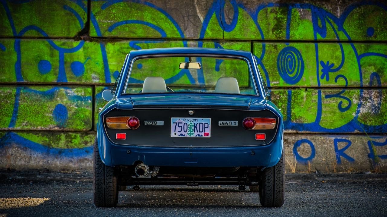 Lancia Fulvia 1.3S... Sportive ?! 7