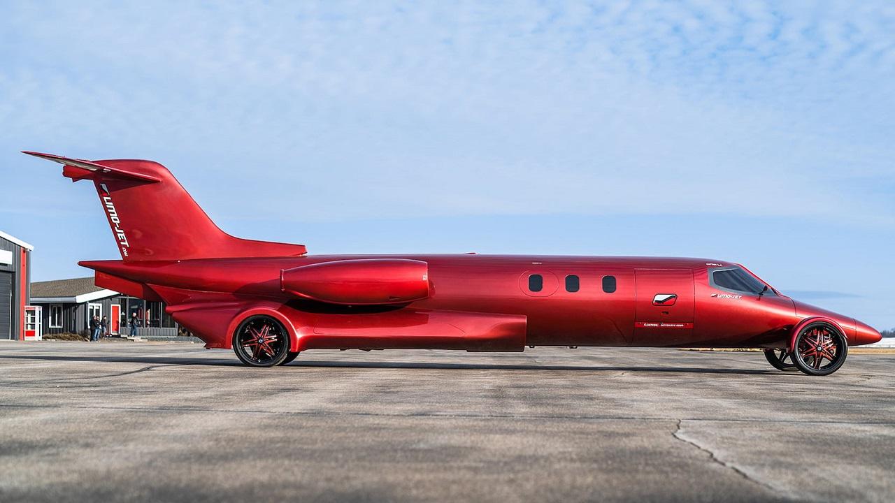 Limo-jet LearJet - Gros oiseau si tu n'as pas d'ailes... 2