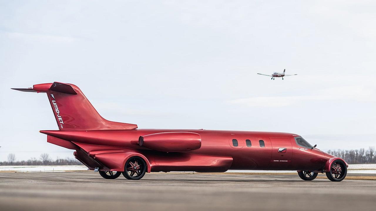 Limo-jet LearJet - Gros oiseau si tu n'as pas d'ailes... 4
