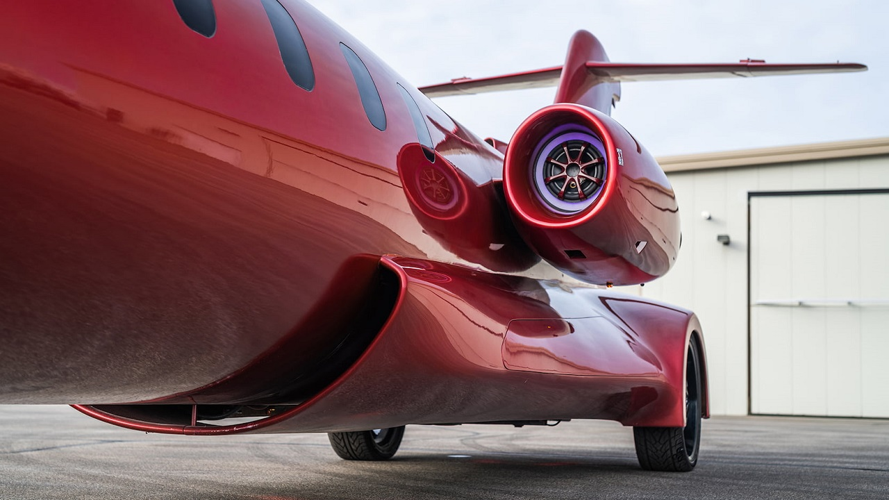 Limo-jet LearJet - Gros oiseau si tu n'as pas d'ailes... 6