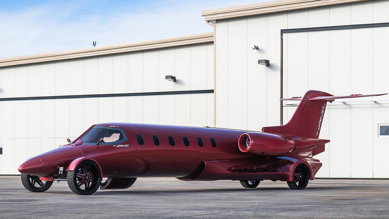 Limo-jet LearJet - Gros oiseau si tu n'as pas d'ailes... 10