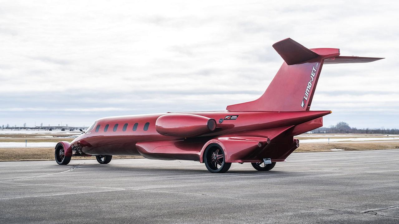 Limo-jet LearJet - Gros oiseau si tu n'as pas d'ailes... 13