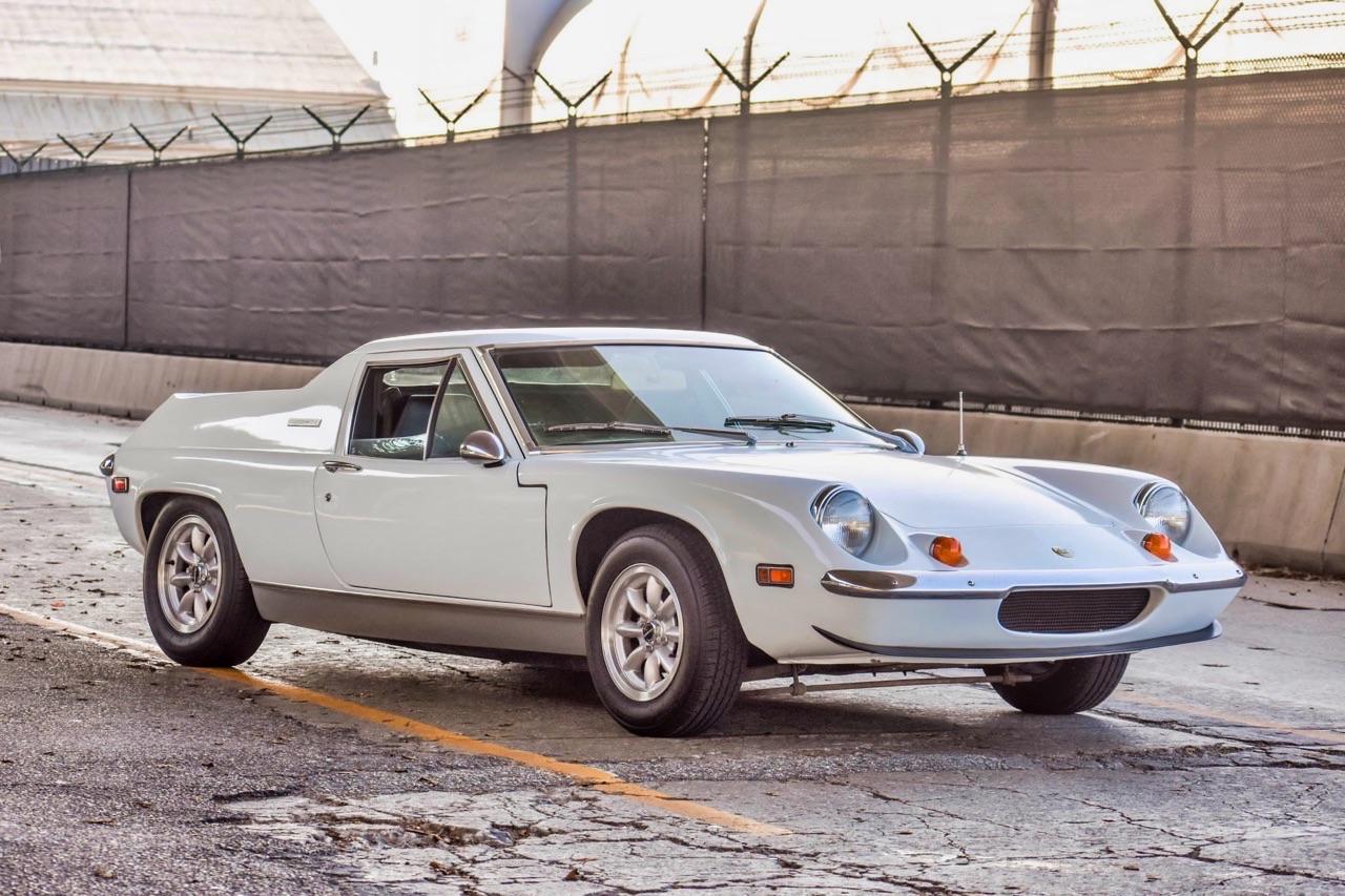 '74 Lotus Europa Twin Cam Special - Revolution à Hethel 8