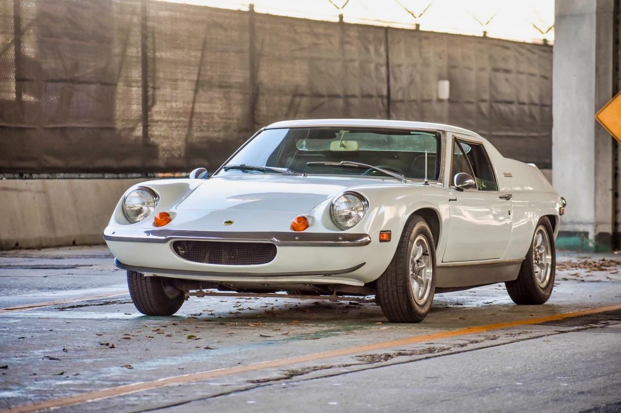 '74 Lotus Europa Twin Cam Special - Revolution à Hethel 1