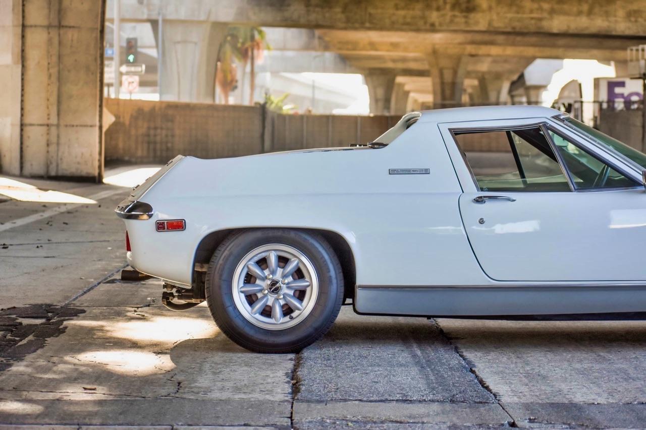 '74 Lotus Europa Twin Cam Special - Revolution à Hethel 5