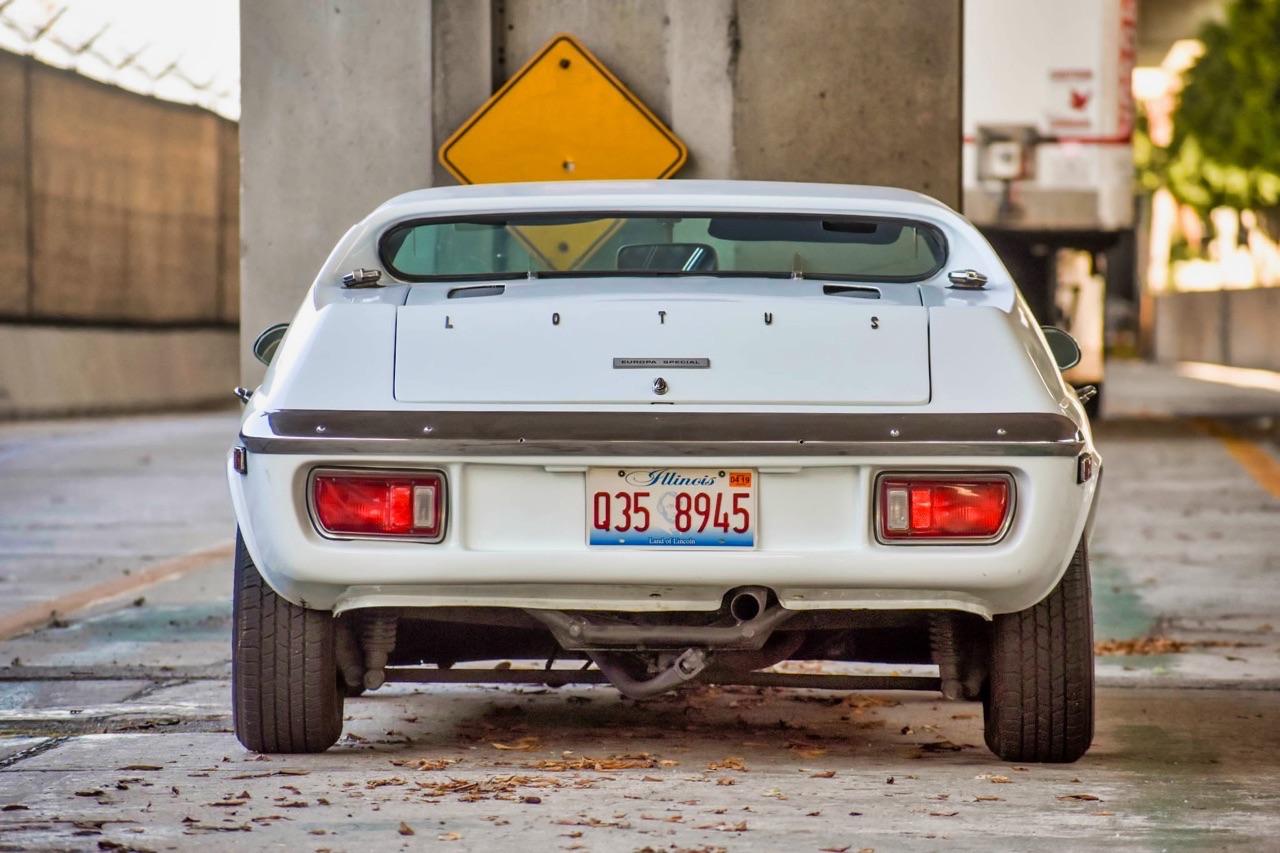 '74 Lotus Europa Twin Cam Special - Revolution à Hethel 4