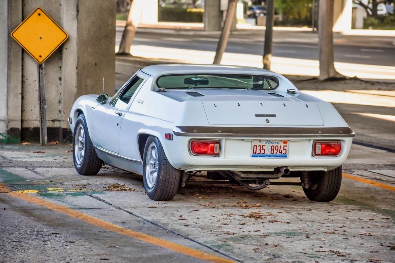 '74 Lotus Europa Twin Cam Special - Revolution à Hethel 2