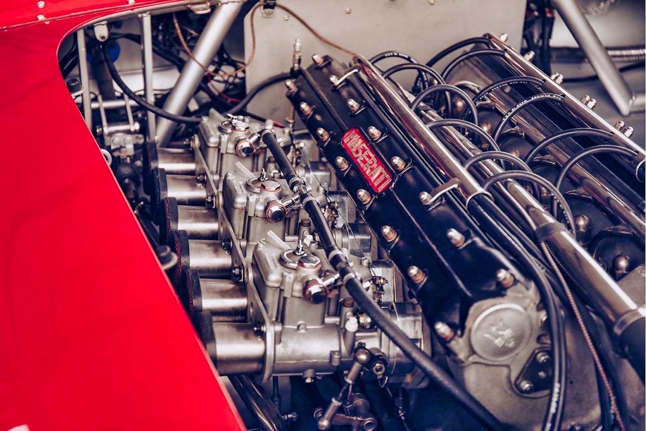 Maserati 300S : Bella macchina ! 10