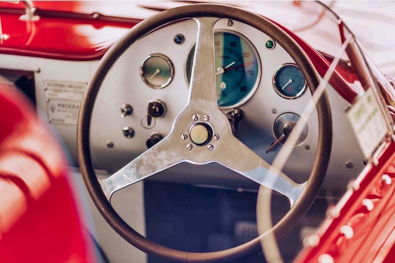 Maserati 300S : Bella macchina ! 6