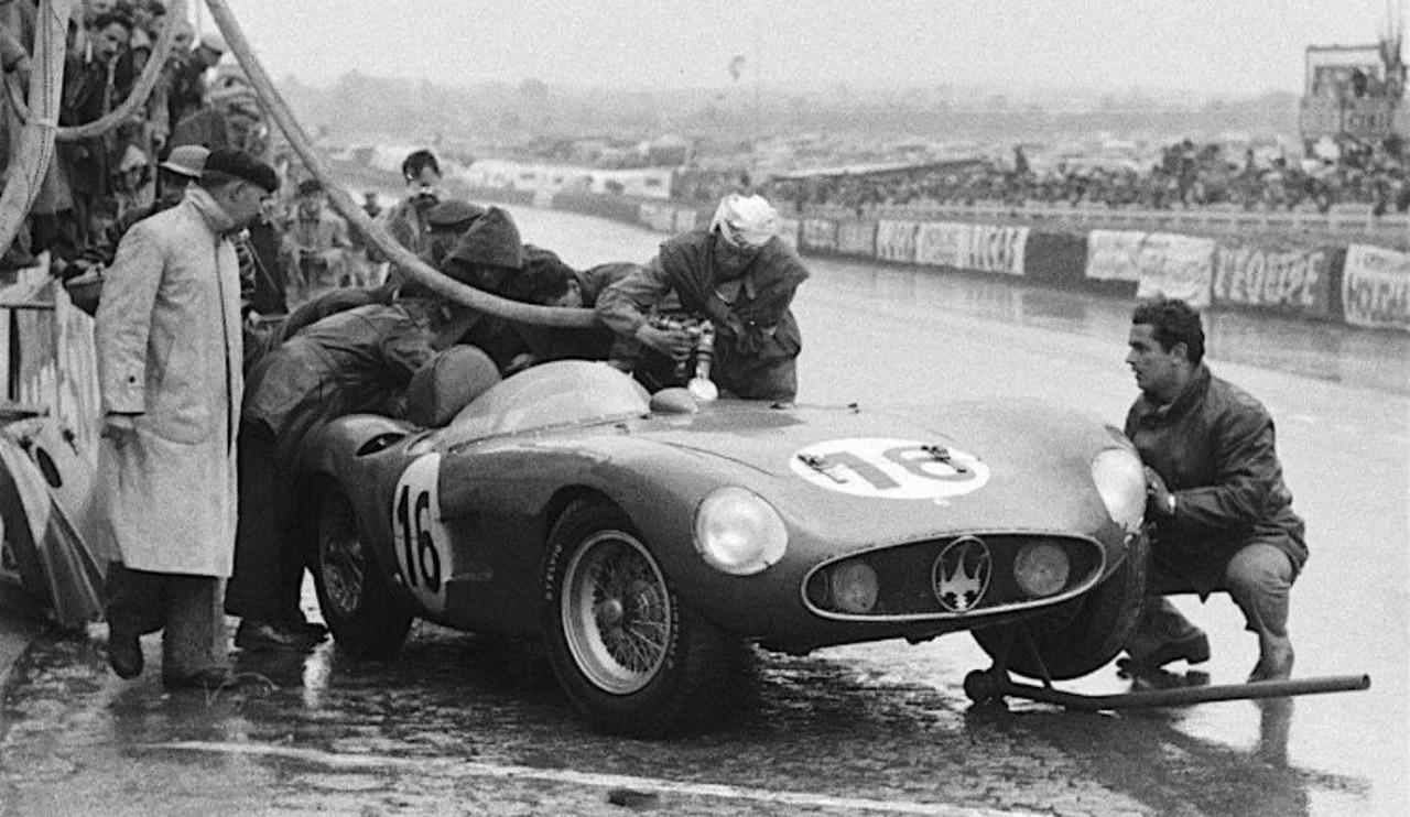 Maserati 300S : Bella macchina ! 14