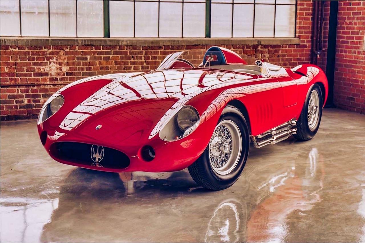 Maserati 300S : Bella macchina ! 18