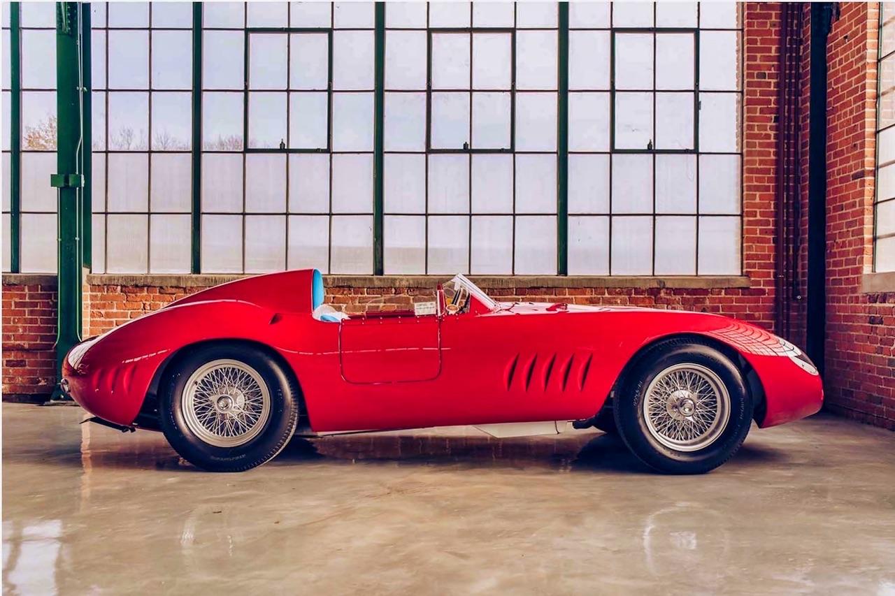 Maserati 300S : Bella macchina ! 3