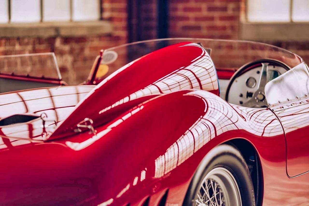 Maserati 300S : Bella macchina ! 13