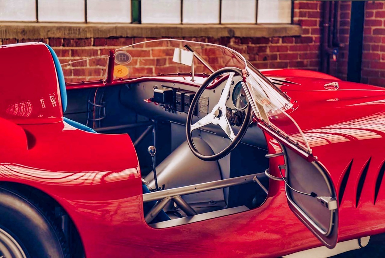 Maserati 300S : Bella macchina ! 11