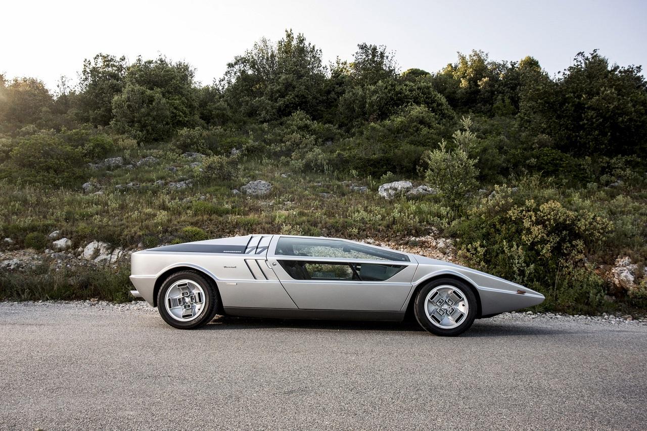 Maserati Boomerang - A la serpe ! 2