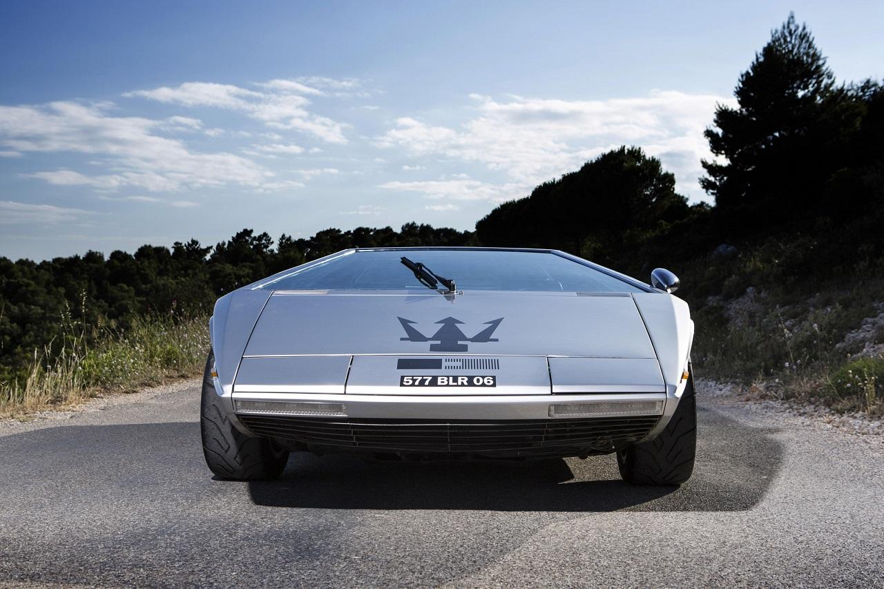 Maserati Boomerang - A la serpe ! 12
