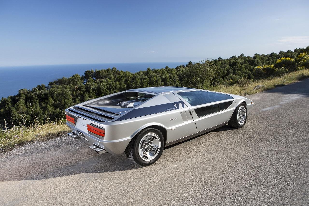 Maserati Boomerang - A la serpe ! 5
