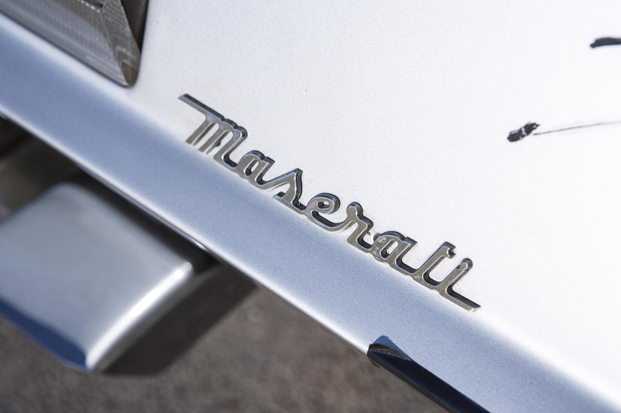 Maserati Boomerang - A la serpe ! 10