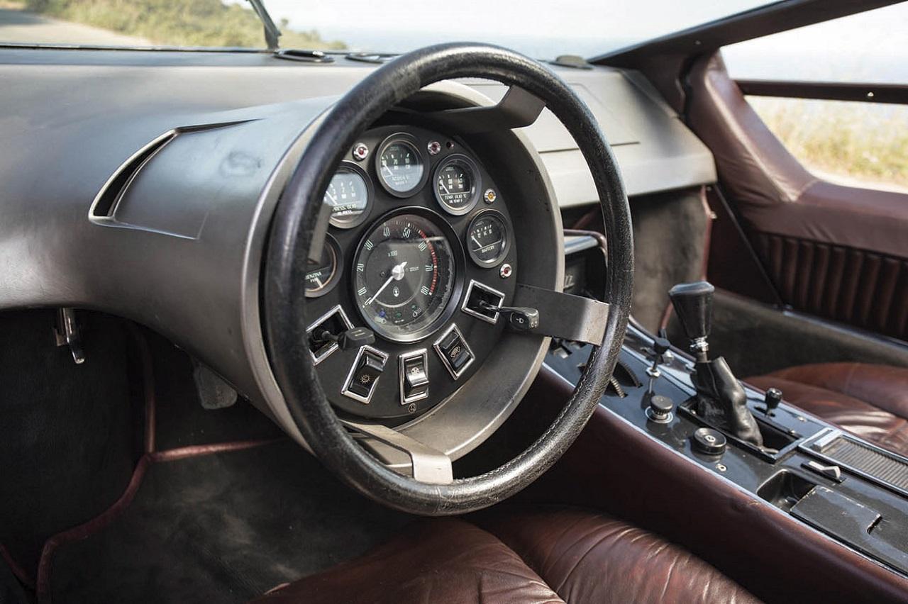 Maserati Boomerang - A la serpe ! 6