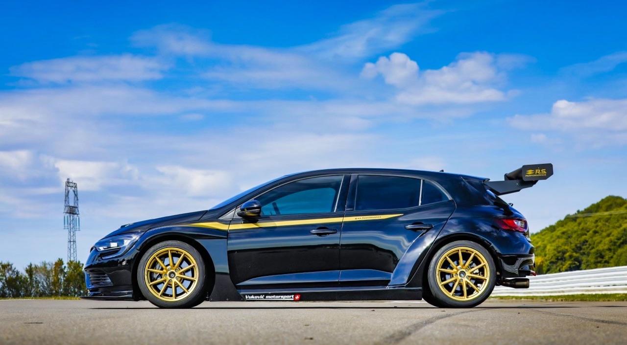 Renault Megane RS TC4... Ultime 5
