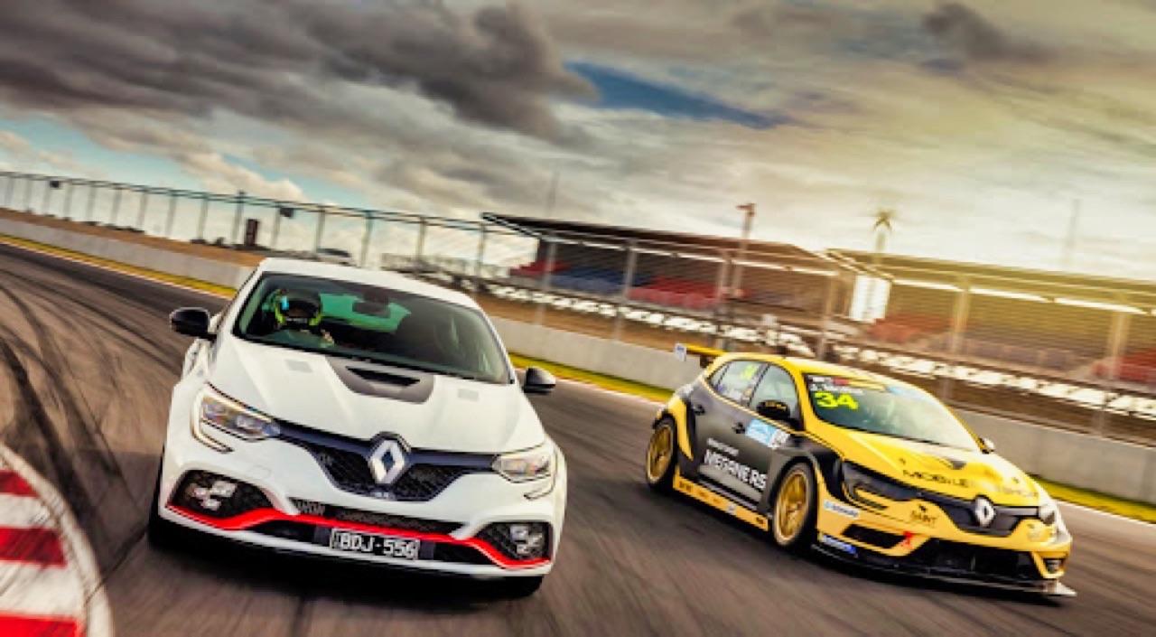 Renault Megane RS TC4... Ultime 2