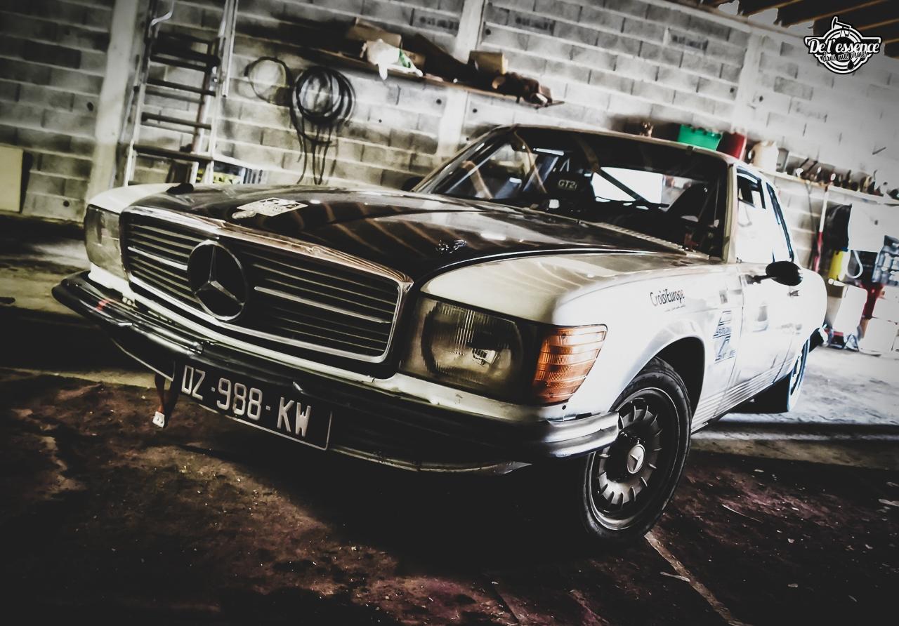 '73 Mercedes 350 SLC - Un tour à la montagne... 2