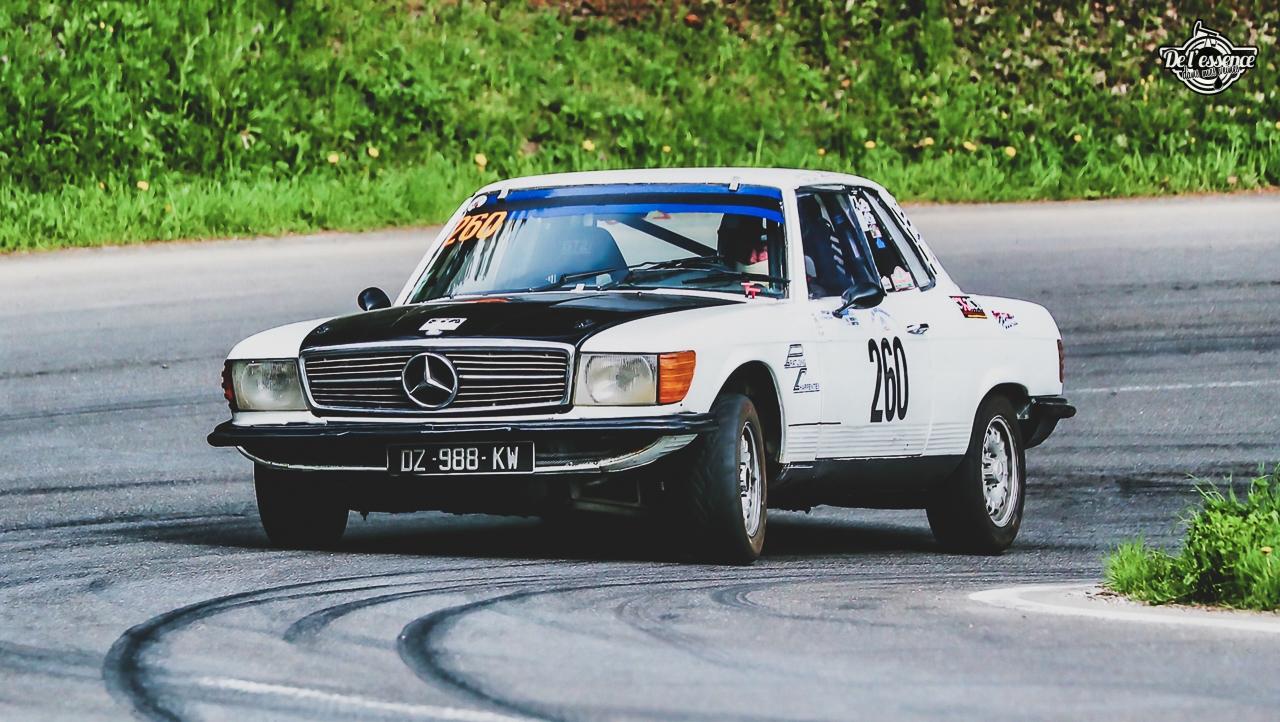 '73 Mercedes 350 SLC - Un tour à la montagne... 11