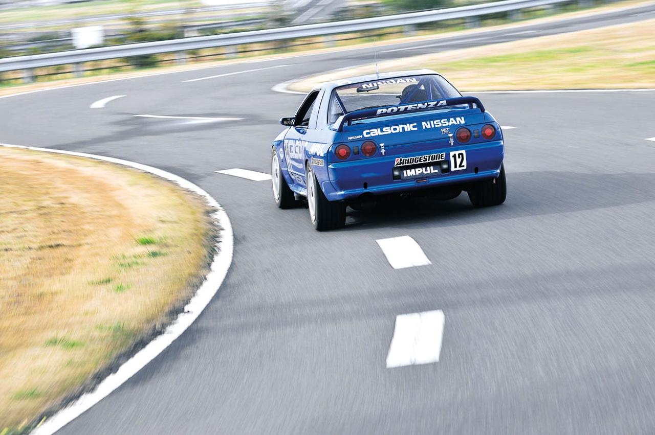 Nissan Skyline R32 GTR Gr.A : Godzilla en jogging ! 8