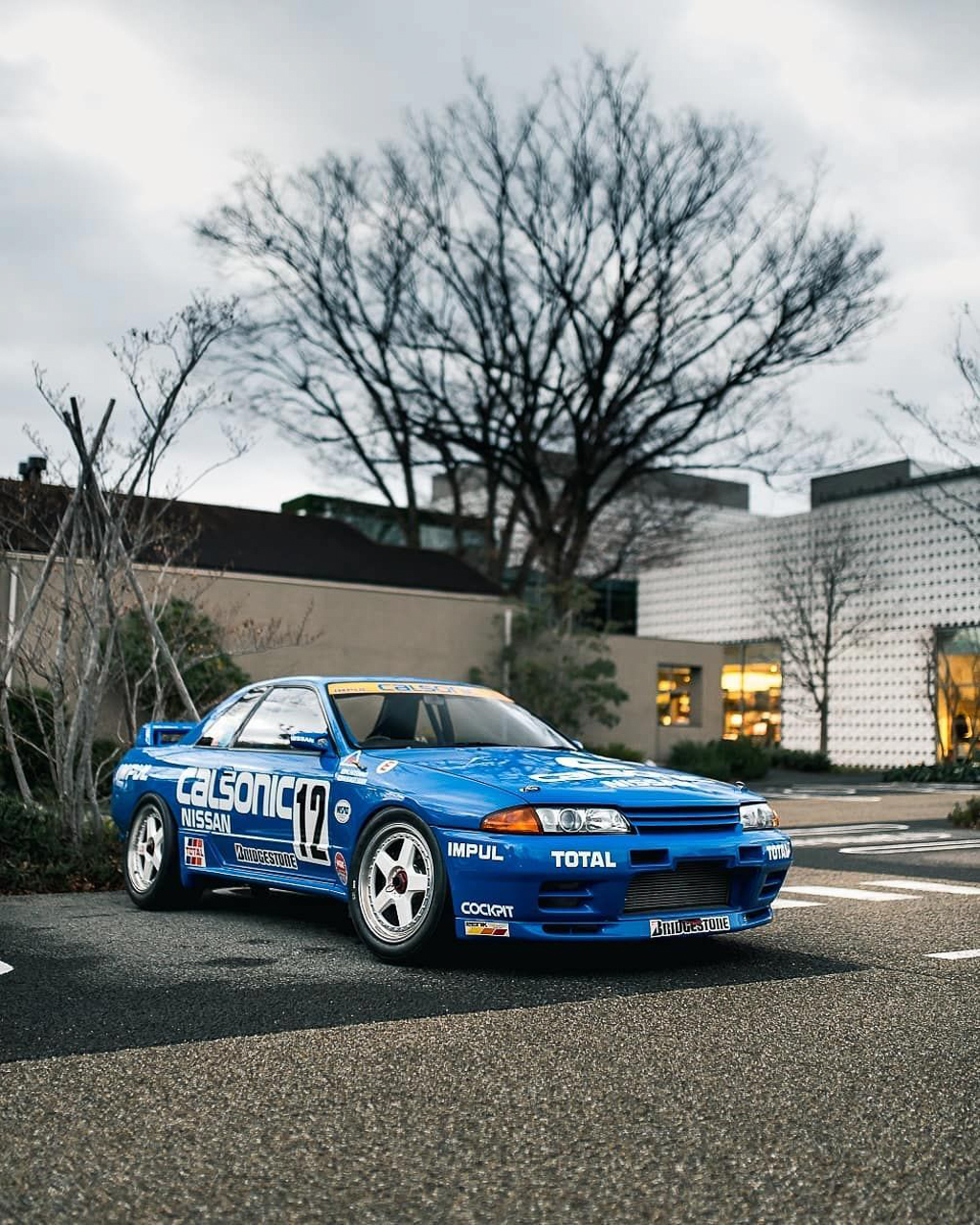Nissan Skyline R32 GTR Gr.A : Godzilla en jogging ! 9