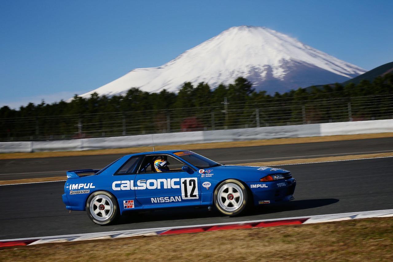 Nissan Skyline R32 GTR Gr.A : Godzilla en jogging ! 2