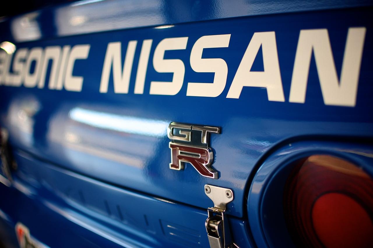 Nissan Skyline R32 GTR Gr.A : Godzilla en jogging ! 7