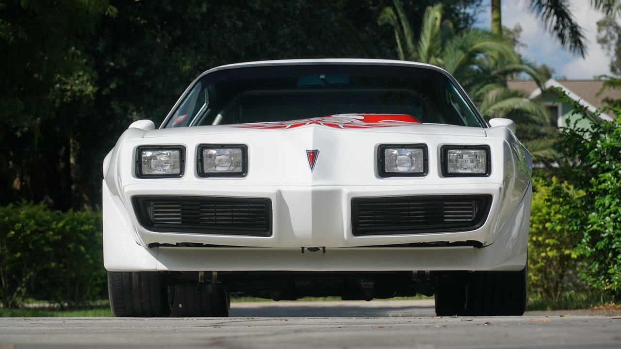 Pontiac Firebird en LS9 Biturbo - The Full Force Trans Am ! 5