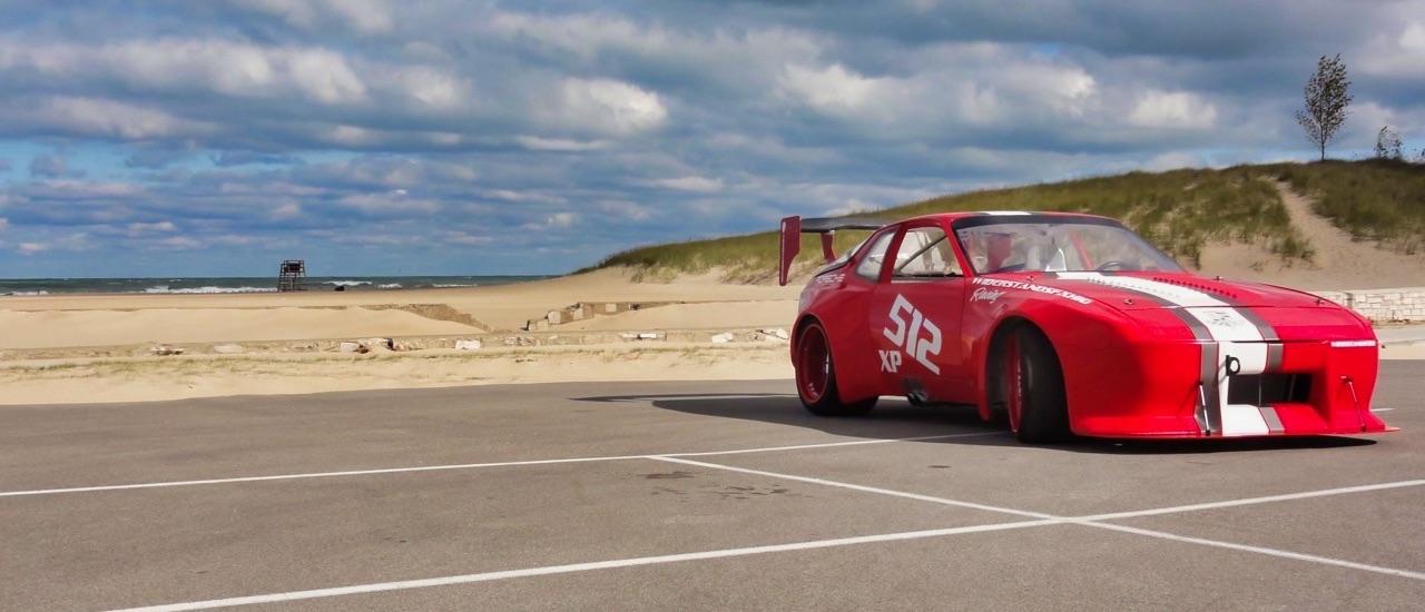 '87 Porsche 944 Widerstandsfähig, sauce BBQ ! 8