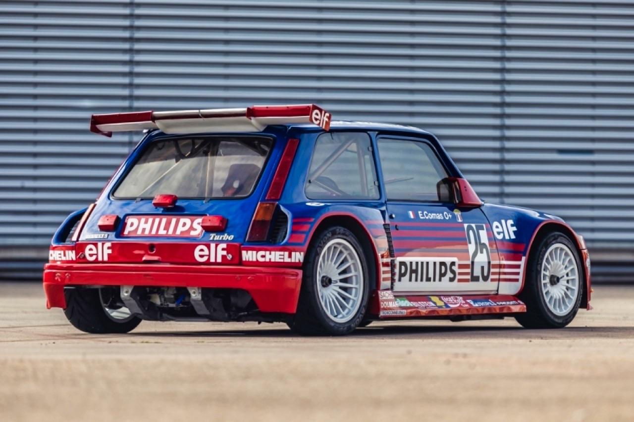 """Renault 5 Turbo """"Superproduction"""" - Un bien faible mot ! 4"""