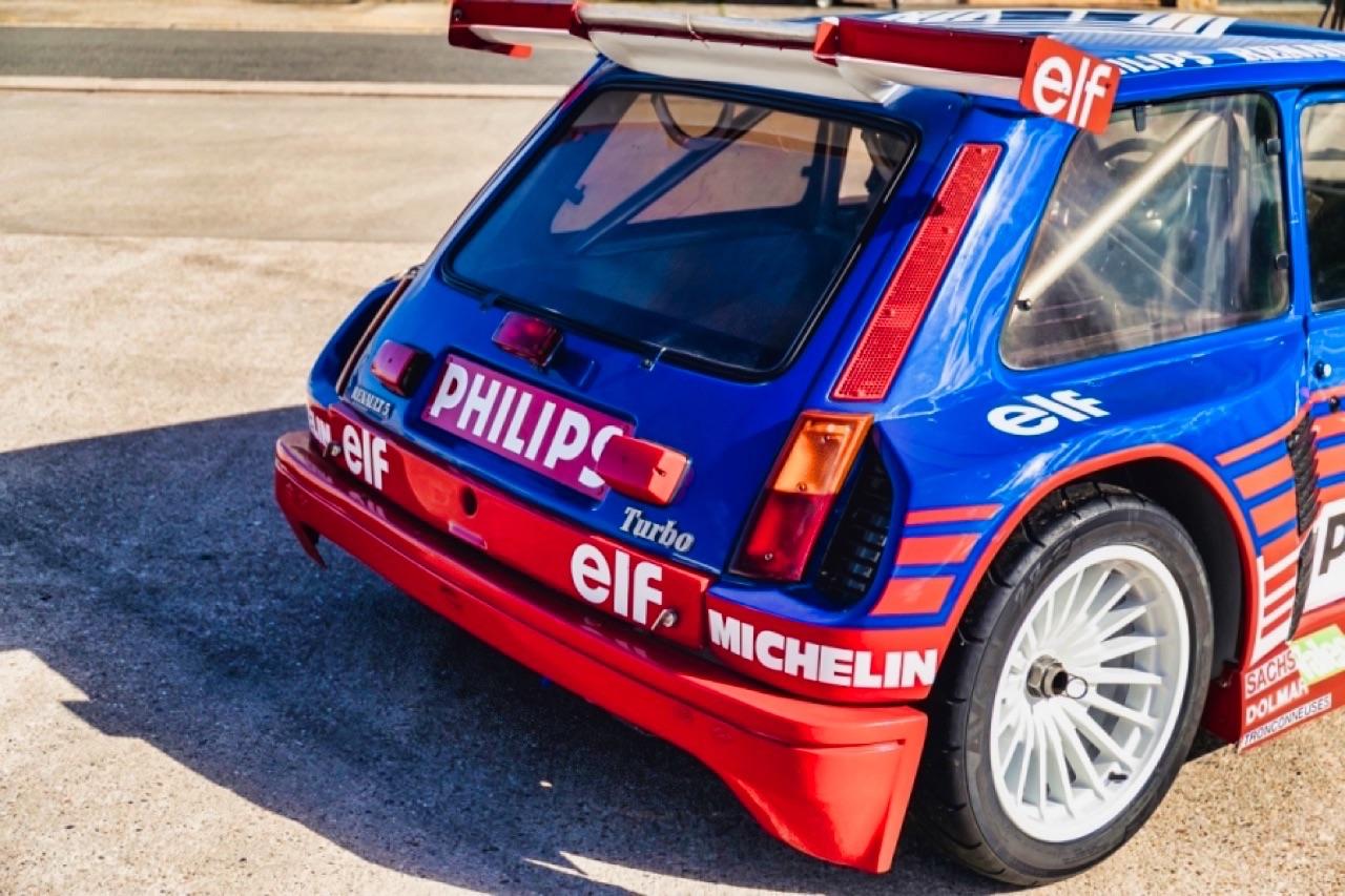"""Renault 5 Turbo """"Superproduction"""" - Un bien faible mot ! 8"""