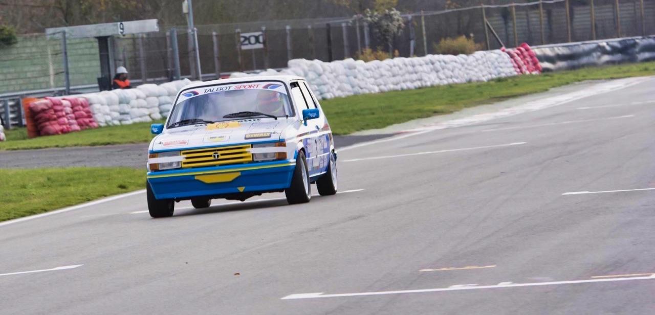 Talbot Samba Rallye - Pas qu'un nom... 7