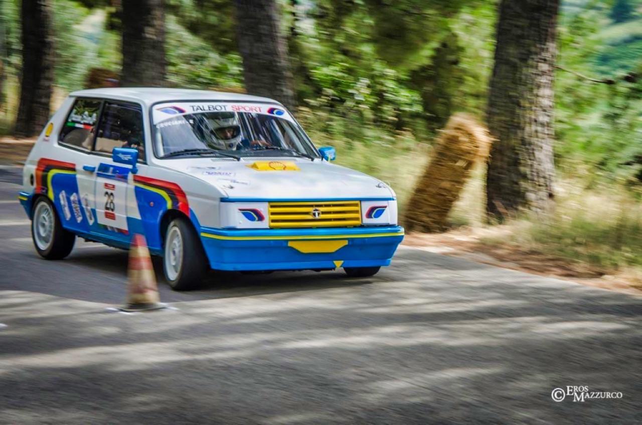 Talbot Samba Rallye - Pas qu'un nom... 8