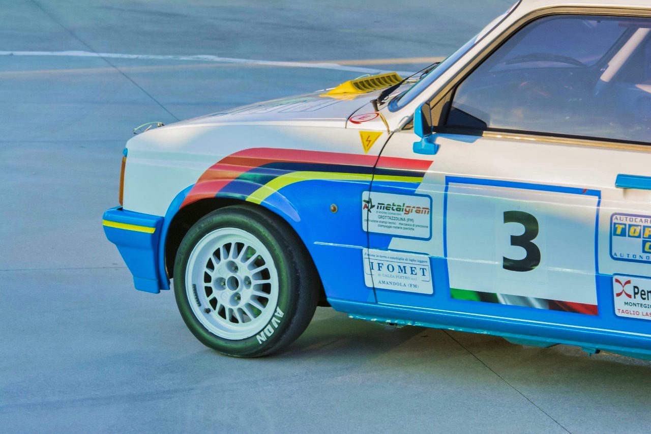 Talbot Samba Rallye - Pas qu'un nom... 5