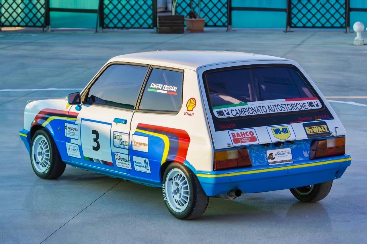 Talbot Samba Rallye - Pas qu'un nom... 4