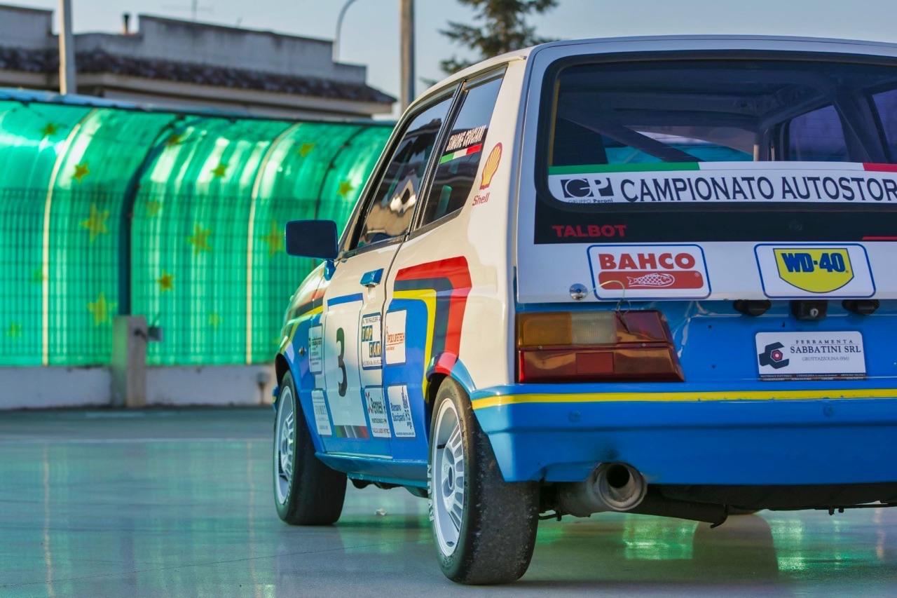 Talbot Samba Rallye - Pas qu'un nom... 2