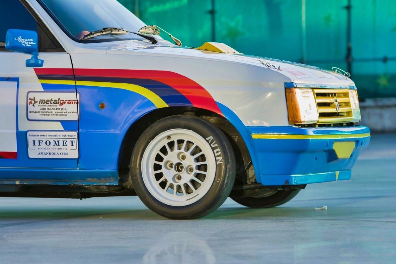 Talbot Samba Rallye - Pas qu'un nom... 3