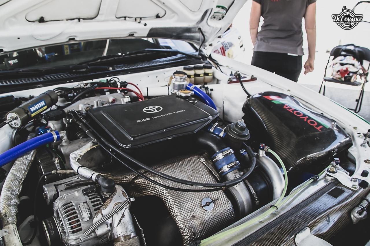 Toyota Celica GT4 ST205 Gr.A : Débridée ! 20