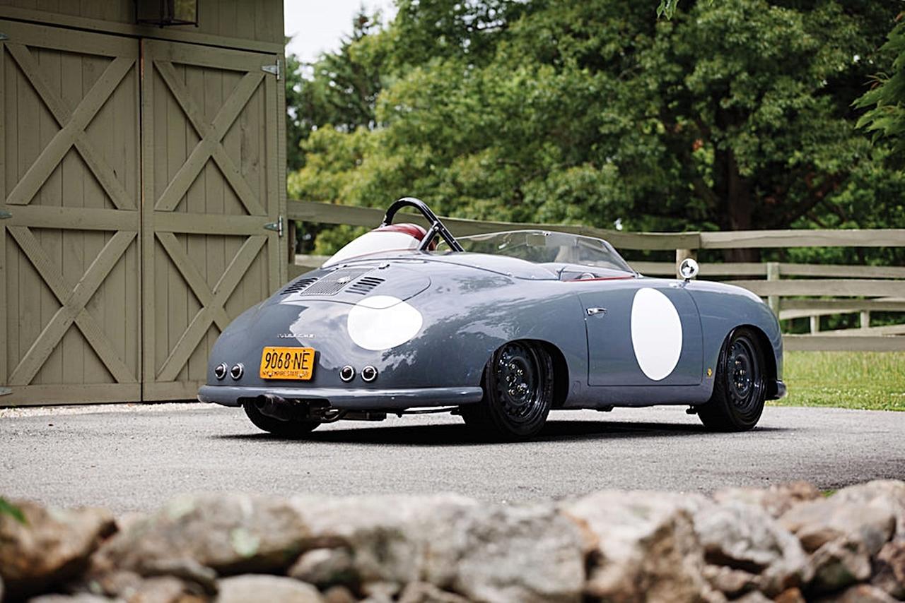 Porsche 356 Outlaw : Family Business 7