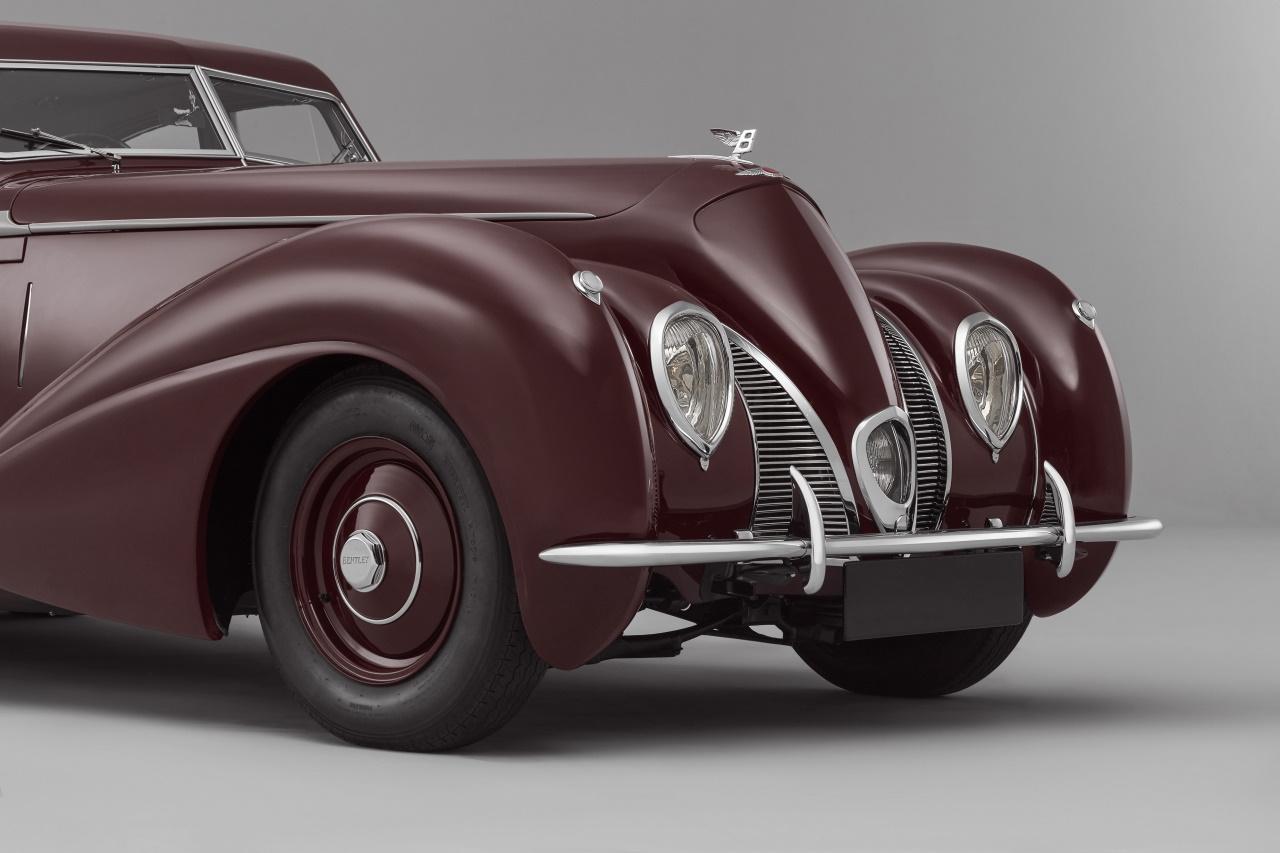 '39 Bentley Corniche Mulliner : Haute couture 9
